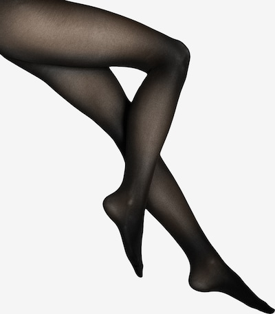Wolford Panty's 'Satin Opaque 50 Tights' in de kleur Zwart, Productweergave