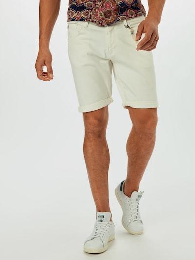TOM TAILOR DENIM Jeansy w kolorze białym, Podgląd na modelu(-ce)