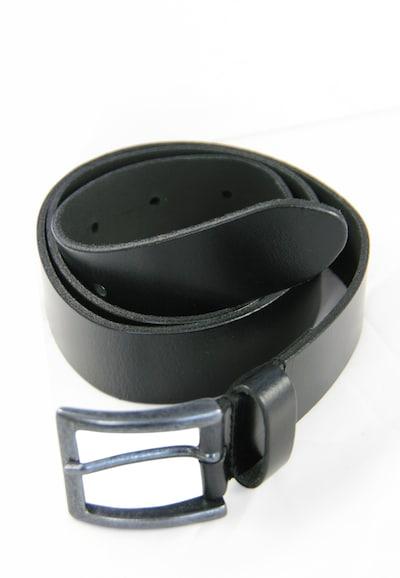 Petrol Industries Riem in de kleur Zwart, Productweergave