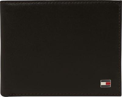 TOMMY HILFIGER Porte-monnaies 'Eton' en brun foncé, Vue avec produit