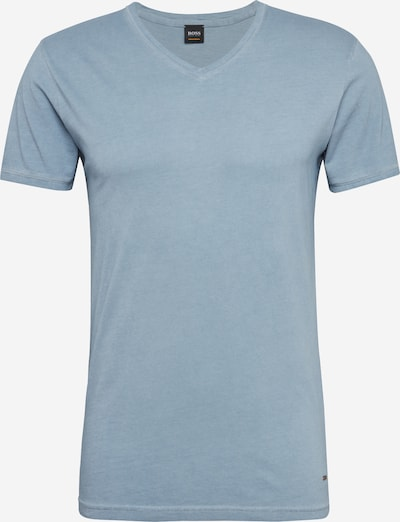 BOSS Shirt 'Trace' in de kleur Smoky blue, Productweergave