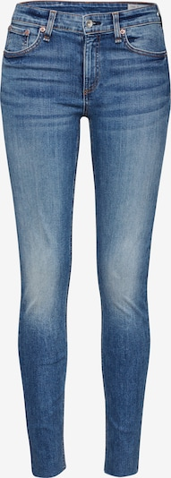 rag & bone Jeans 'CATE SKINNY' in blue denim, Produktansicht