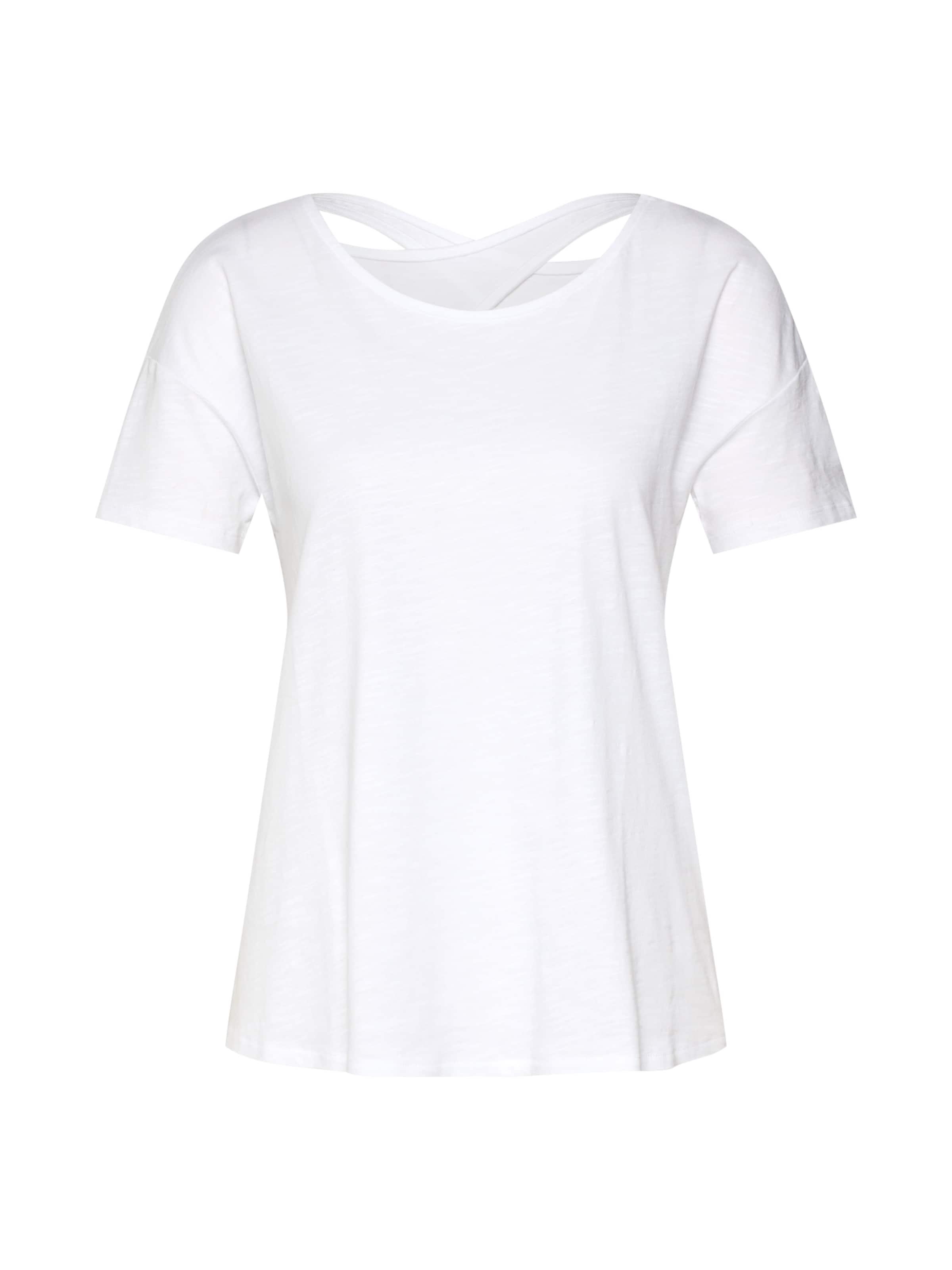 Weiß In Edc By T Esprit shirt rthQCsdx