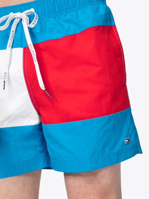 Tommy Hilfiger Underwear Kurze Badeshorts 'MEDIUM DRAWSTRING'