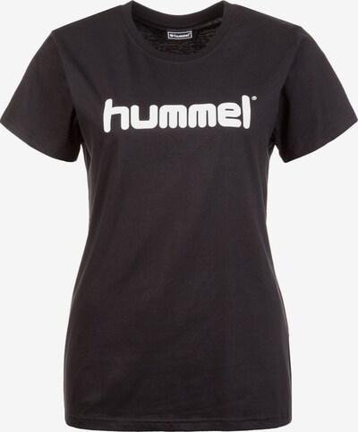 Hummel Functioneel shirt in de kleur Zwart, Productweergave