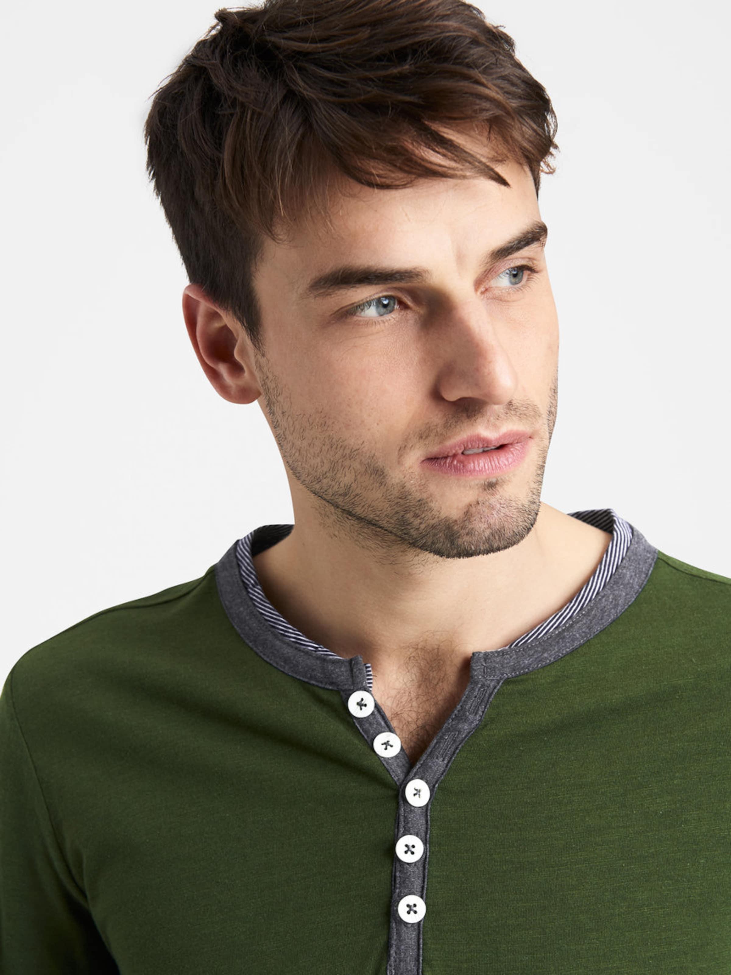 Erschwinglich Zu Verkaufen Erhalten Authentisch Günstig Online Produkt Klassisches T-Shirt mit langen Ärmeln Online Wie Vielen Verkauf Günstig Kaufen Erschwinglich Nicekicks Günstig Online N3BVJwHu
