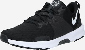 juoda NIKE Sportiniai batai 'City Trainer 3'