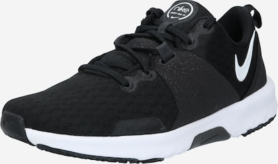 NIKE Sportschoen 'City Trainer 3' in de kleur Zwart / Wit, Productweergave