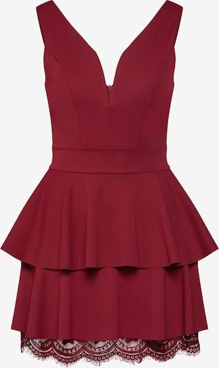 Kokteilinė suknelė iš WAL G. , spalva - vyšninė spalva, Prekių apžvalga