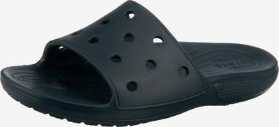 Crocs Pantolette in navy, Produktansicht