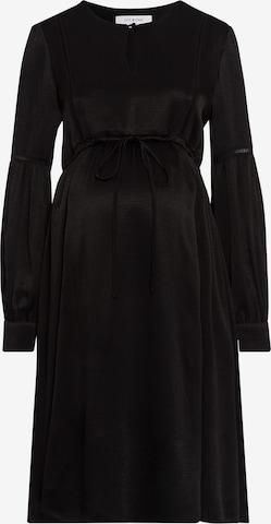 IVY & OAK Shirt Dress in Black