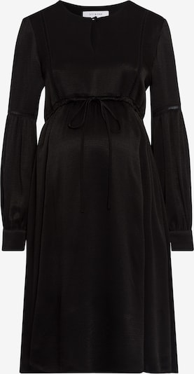 Rochie tip bluză IVY & OAK pe negru, Vizualizare produs
