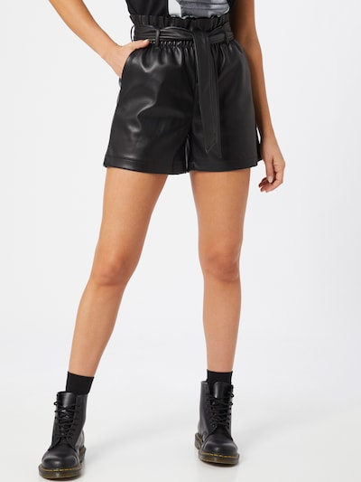 Pantaloni 'VMSally' VERO MODA pe negru, Vizualizare model