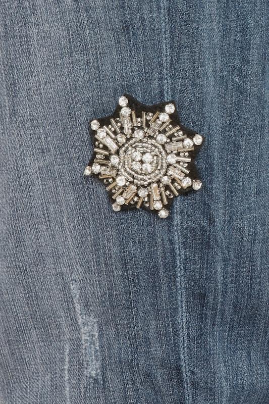 Jeans Patch' Blue Angels Denim 'patti faYxwqg