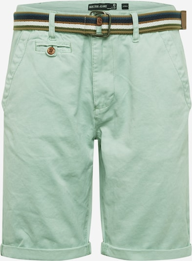 INDICODE JEANS Shorts 'Royce' in mint, Produktansicht