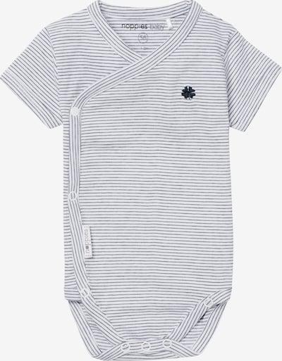 Noppies Body 'Ronda' in schwarz / weiß, Produktansicht
