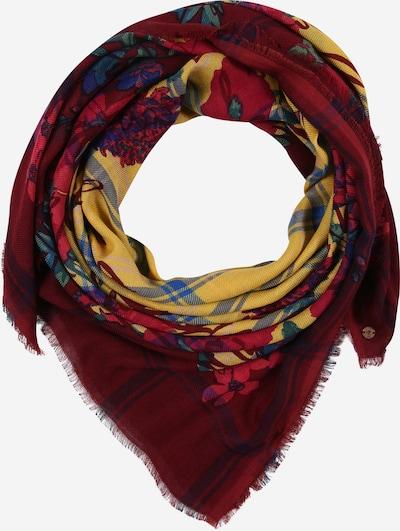 ESPRIT Schal in gelb / mischfarben / rot, Produktansicht