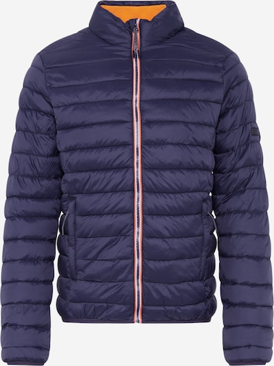 BLEND Prechodná bunda - námornícka modrá, Produkt