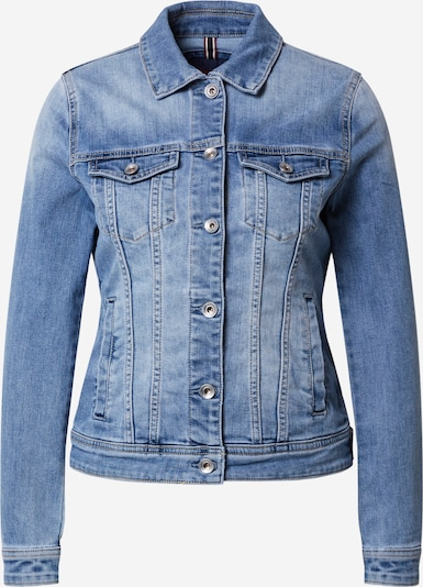 Salsa Jacke 'ORANGE' in blue denim, Produktansicht