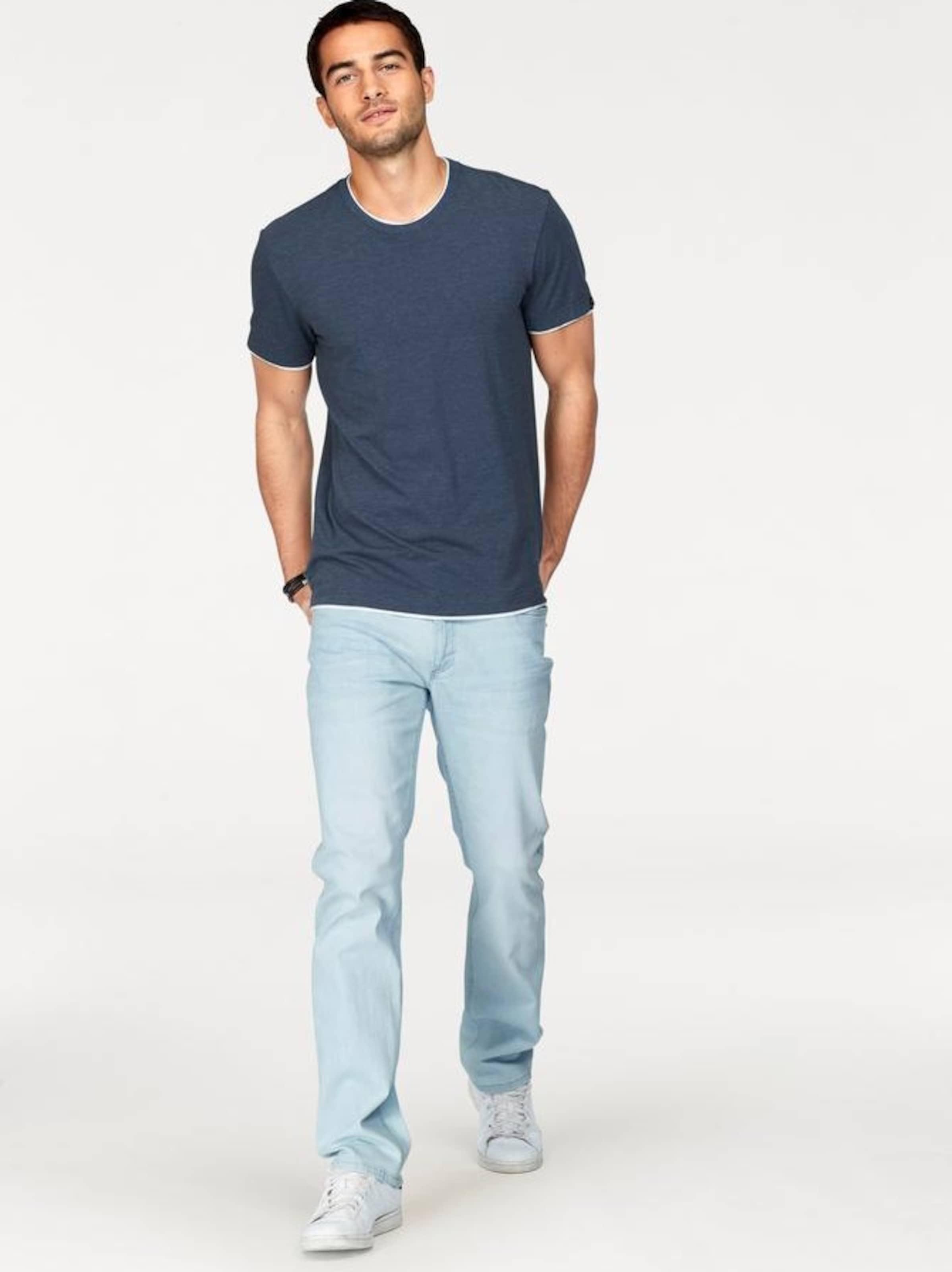 JOHN DEVIN Straight-Jeans Pick Ein Besten Zum Verkauf Zum Verkauf Günstigen Preis Niedrig Preis Versandkosten Für Verkauf Billig Verkauf Freies Verschiffen Freies Verschiffen Niedriger Versand lXoegVA