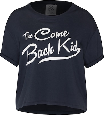 ZOE KARSSEN T-Shirt 'The Come Back Kid'