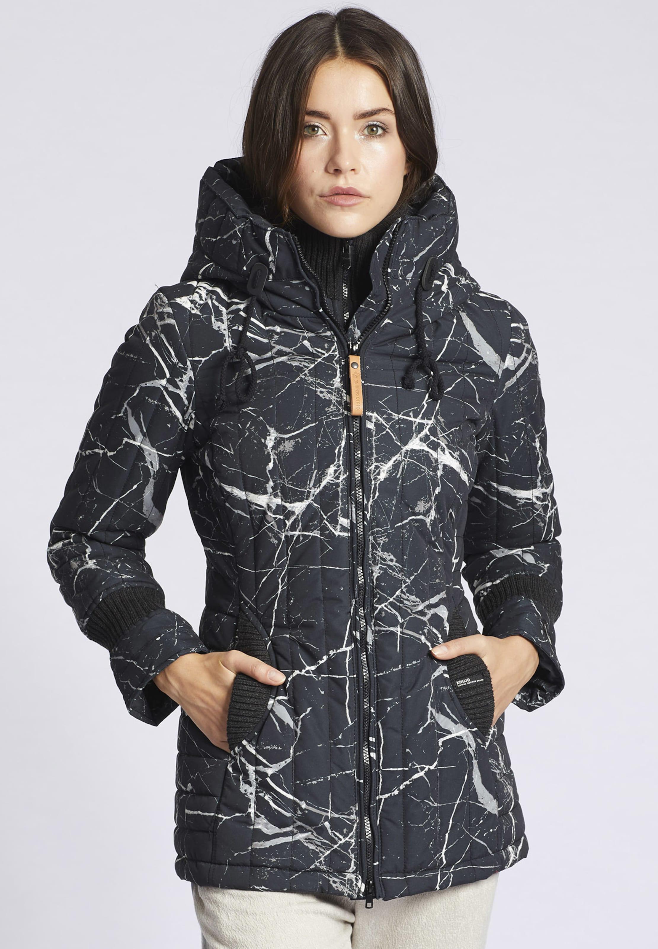 khujo Jacke 'TWEETY PRIME' Kaufen Sie Günstig Online Einkaufen W64B236W