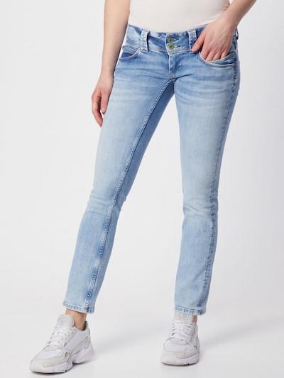 Pepe Jeans Džínsy 'Venus' - modrá denim, Model/-ka