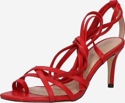 NA-KD Sandale in rot, Produktansicht