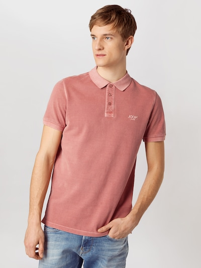 JOOP! Jeans Polo 'Ambrosio' in rosa: Frontalansicht