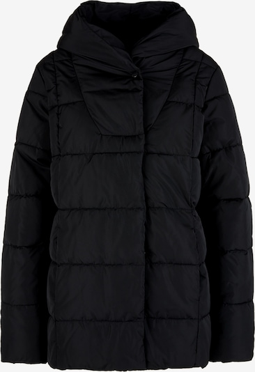 TRIANGLE Winterjacke in schwarz, Produktansicht