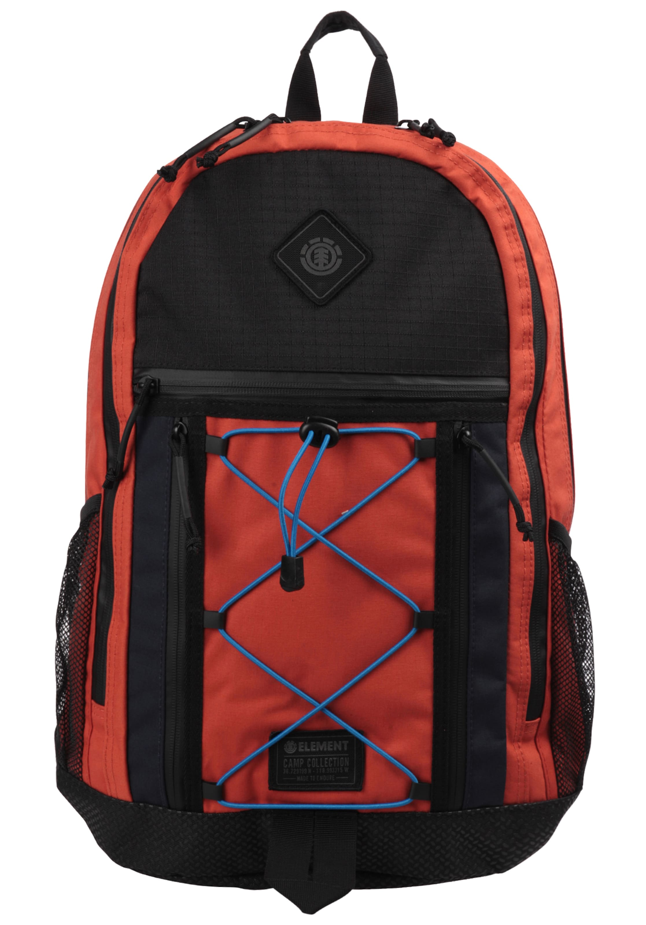 Element Rucksack' In OrangeSchwarz Cypress Outward' tBrQshdoCx