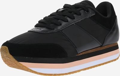 fekete / fehér WODEN Rövid szárú edzőcipők, Termék nézet