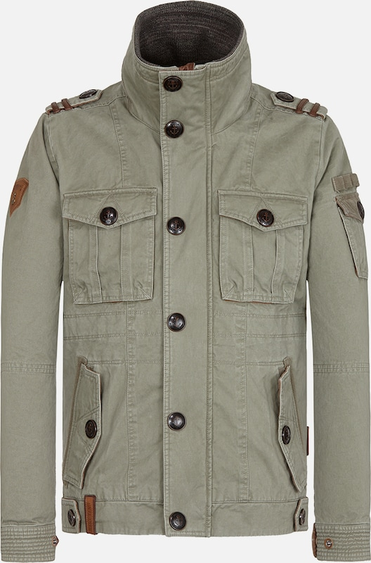 naketano Male Jacket Lutschewitz