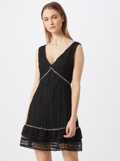 GUESS Kleid 'Leandra' in schwarz, Modelansicht