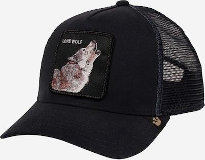 GOORIN Bros. Cap in grau / schwarz, Produktansicht