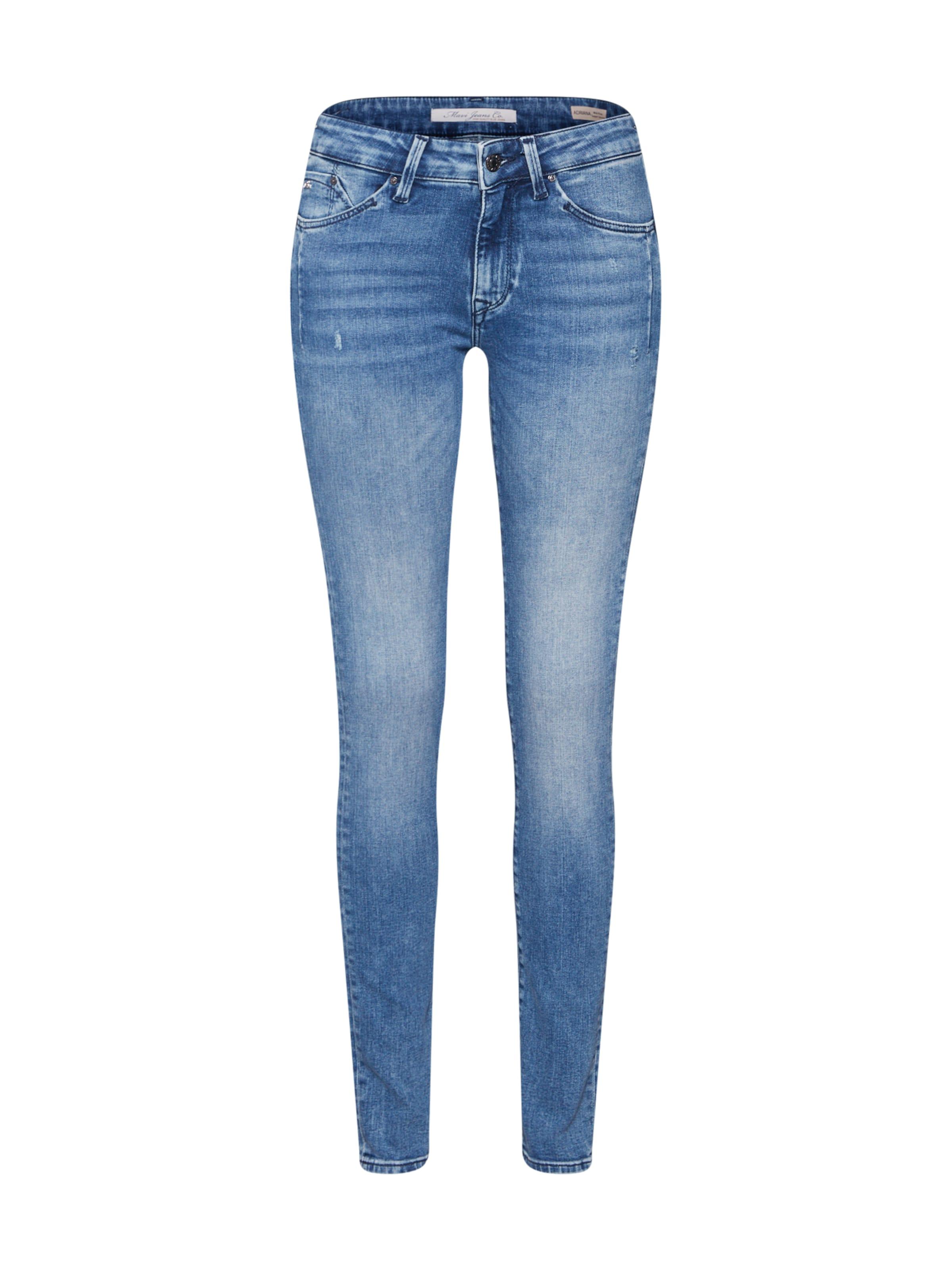 In Mavi Jeans Blue 'adriana' Denim qUMSpzVG