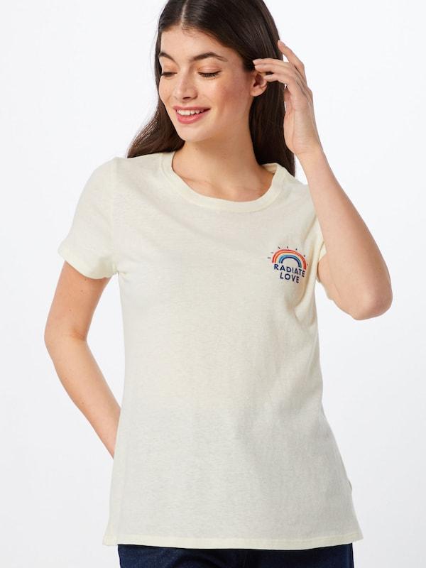 Gap Gap Blanc shirt T T En shirt CxdeoB
