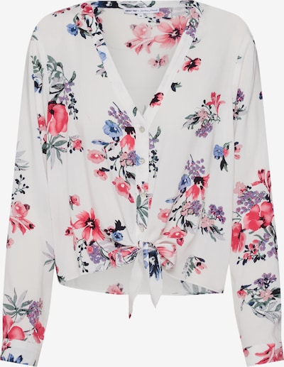 ABOUT YOU X Sarina Nowak Bluzka 'Sana' w kolorze mieszane kolory / białym, Podgląd produktu