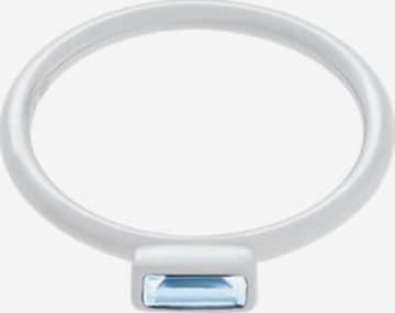 ID Fine Ring 'Baguette' in Zilver