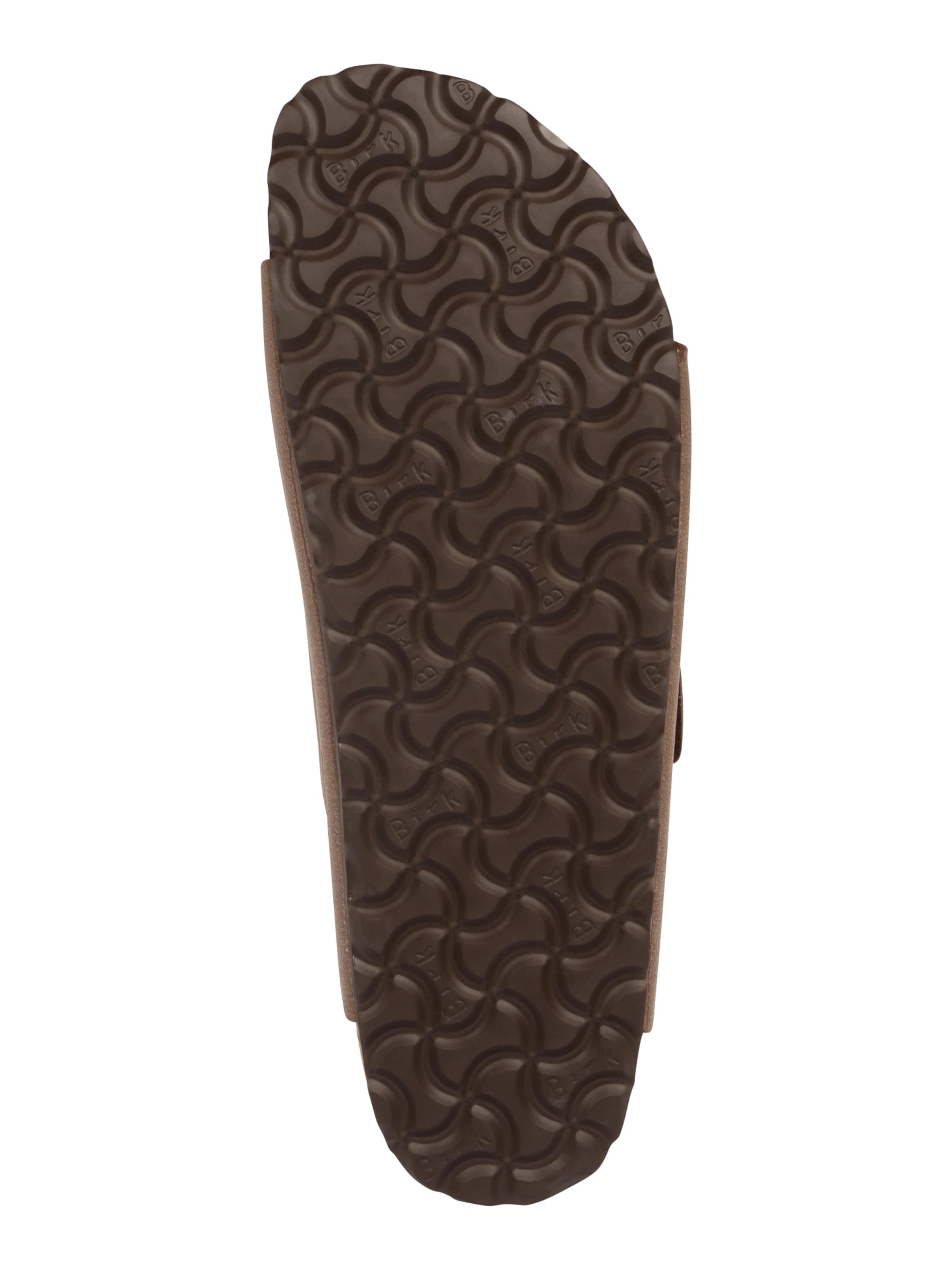 'arizona' Pantolette In Mokka Birkenstock K1T3lFJc