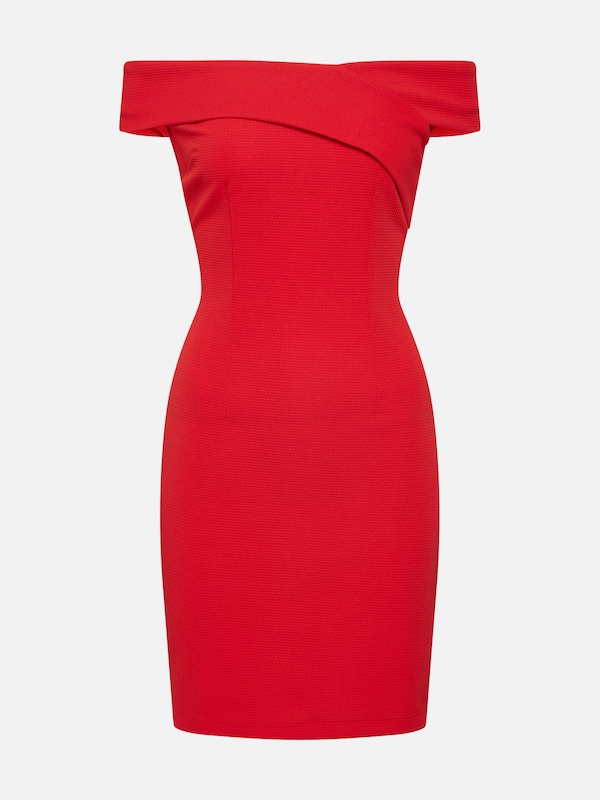 In Kleid RotAbout Dress' You Guess 'agata 34LqR5Aj