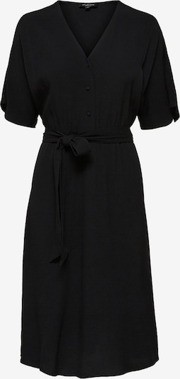 SELECTED FEMME Kleid in schwarz, Produktansicht