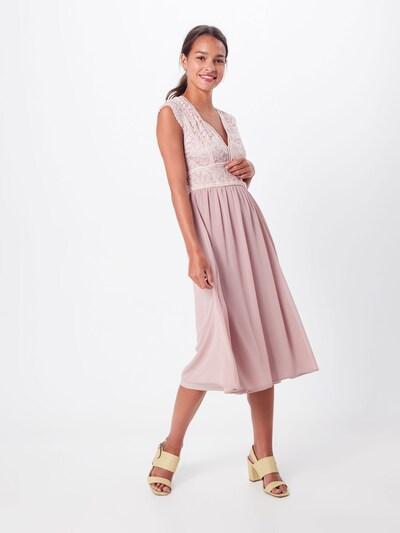 TFNC Kleid 'ANORA' in rosa, Modelansicht