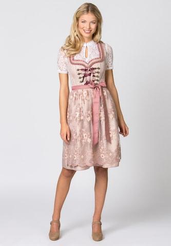 Dirndl 'Alena' STOCKERPOINT en rose