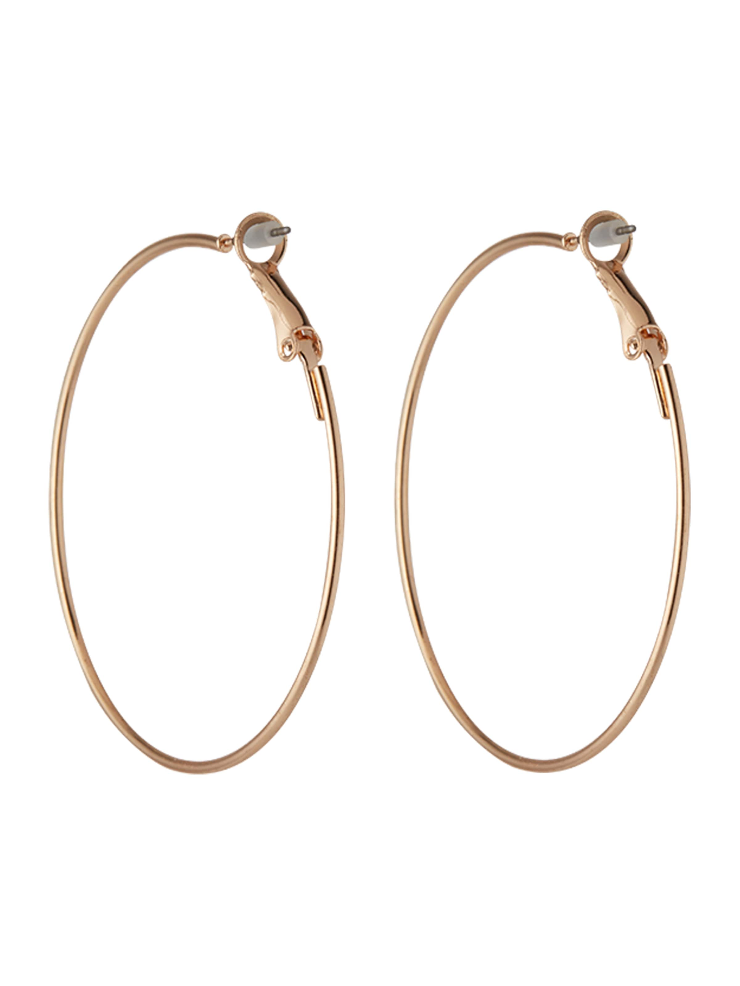 En About Or You D'oreilles Boucles 'mirja' 7y6Ybfgv