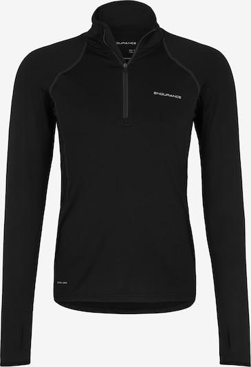ENDURANCE Shirt 'Visalia' in schwarz, Produktansicht