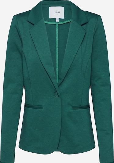 ICHI Blazer 'Kate' in grün: Frontalansicht