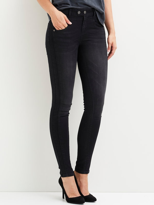 OBJECT Skinny Fit Jeans Super-Stretch