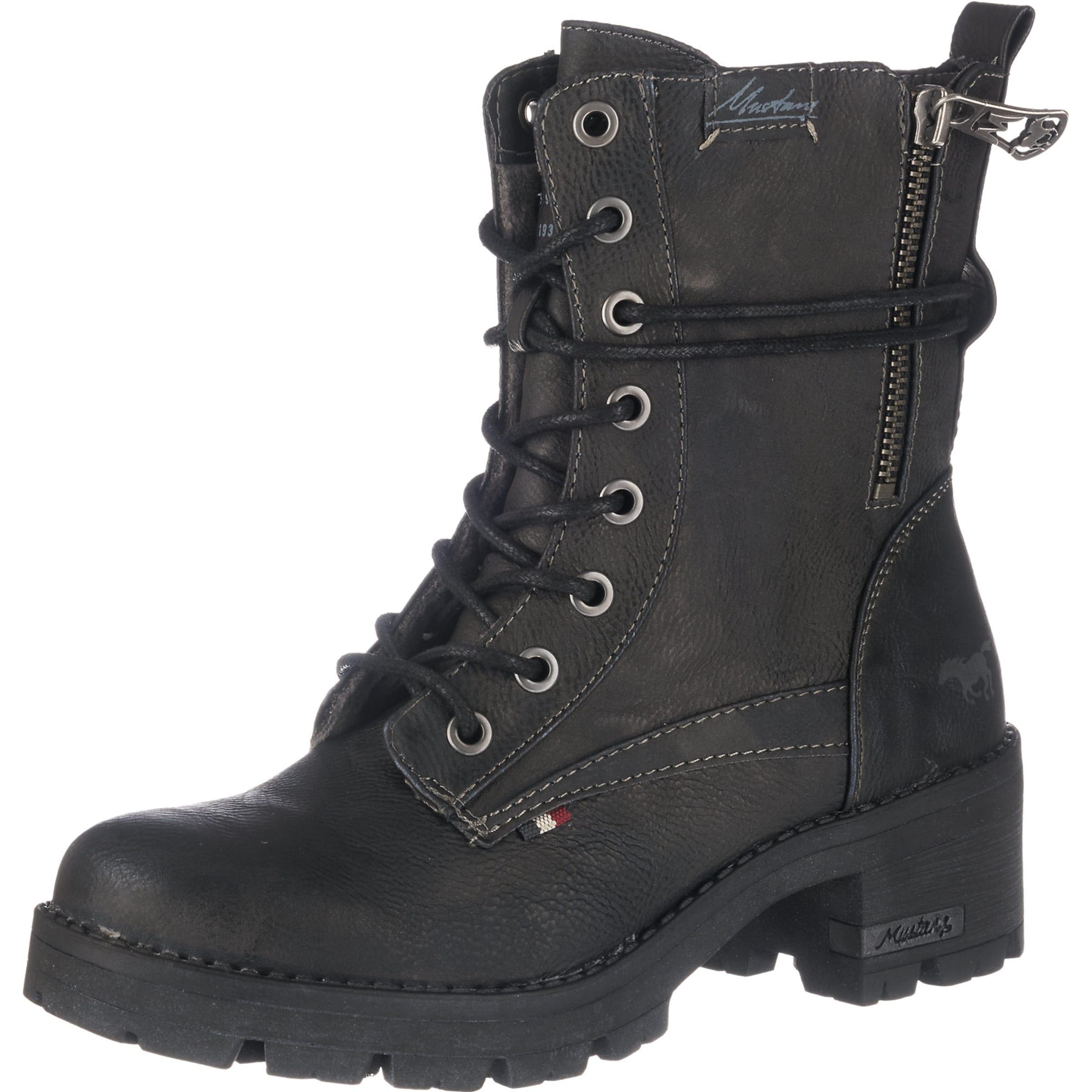 MUSTANG Stiefeletten Verschleißfeste billige Schuhe Hohe Qualität