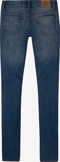 Džinsai '711' iš LEVI'S , spalva - tamsiai (džinso) mėlyna: Vaizdas iš galinės pusės